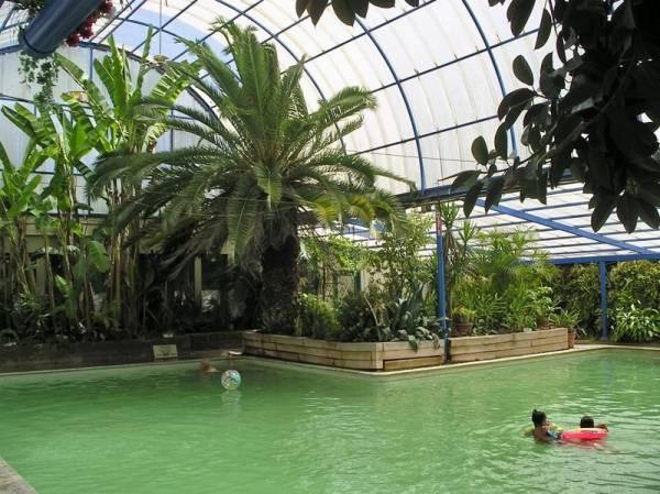 Indian Hot Springs Geothermal Swimming Pool Idaho Co