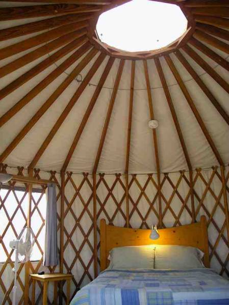 Joyful Journey Hot Springs Yurt