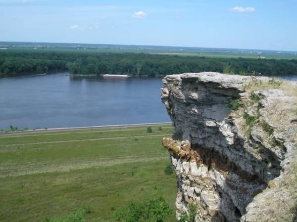 Lovers Leap, Hannibal, Missouri