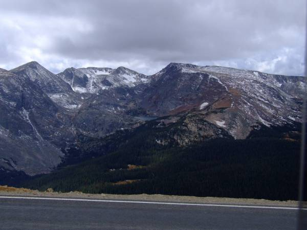 Along the Trail Ridge road, RMNP.