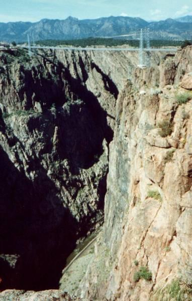 Royal Gorge View