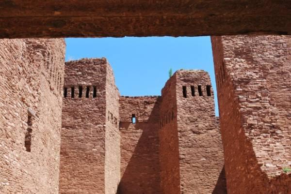 Quarai Ruins, Salinas Pueblo Missions National Monument