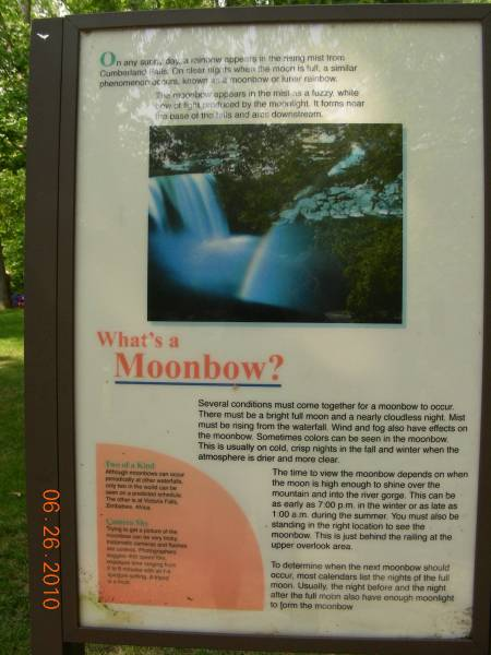 What is a Moonbow?