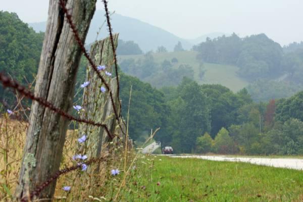 Blue Ridge Parway, Virginia