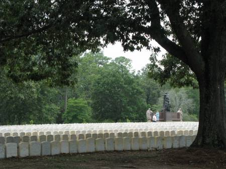 The National Cemetery at Andersonville