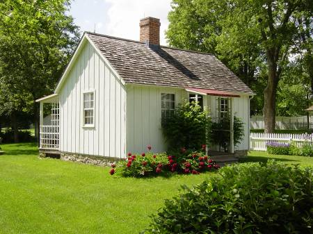 Herbert Hoover's birthplace cottage