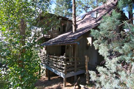 Bear Creek Cabins, Pinos Altos, NM