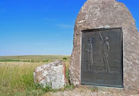 The Great American RoadTrip Forum - Bear Paw Battlefield - Chinook