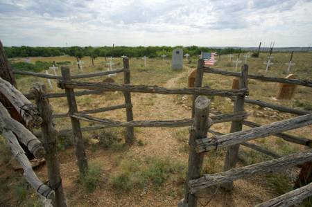 Boot Hill, Old Tascosa