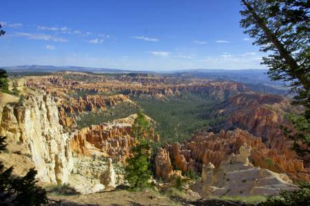 Bryce Point, Rim Trail, Bryce Canyon