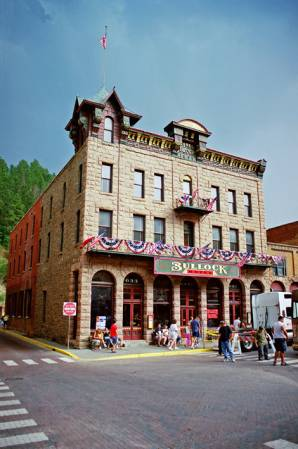 Bullock Hotel, Deadwood