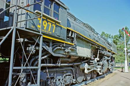 Cody Park Railroad Museum, North Platte
