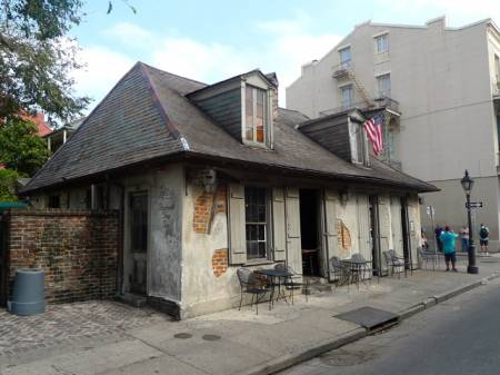 Lafitte's Blacksmith Shop Bar, New Orleans