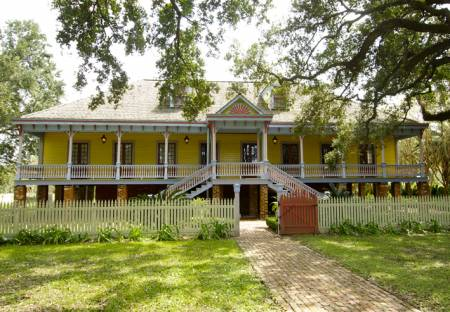 Laura Plantation, Louisiana