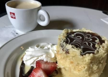 Omni Parker House Boston Cream Pie