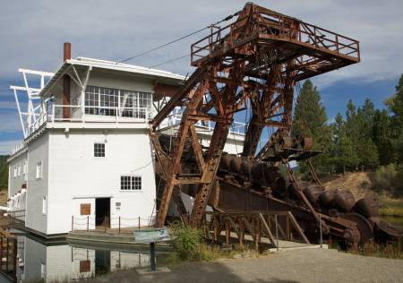 gold dredge