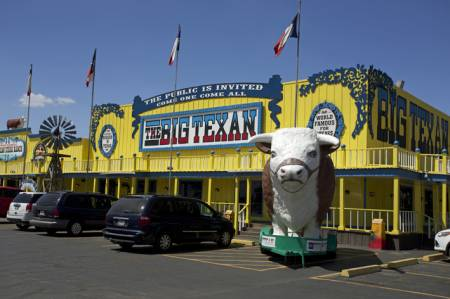 The Big Texan, Amarillo