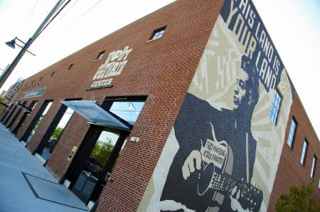 Woody Guthrie Center Tulsa