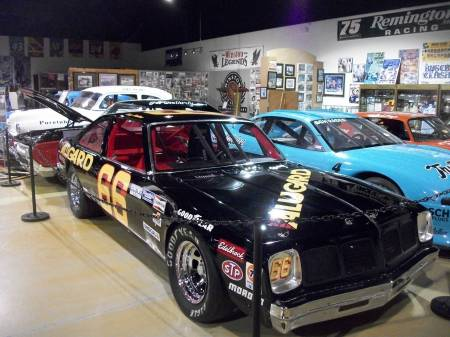 Auto Racing Hall Fame on North Carolina Auto Racing Hall Of Fame   Mooresville  North Carolina