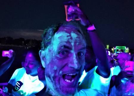 Brockton Foam Glow