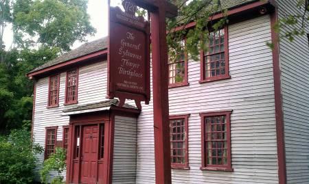 Sylvanus Thayer House