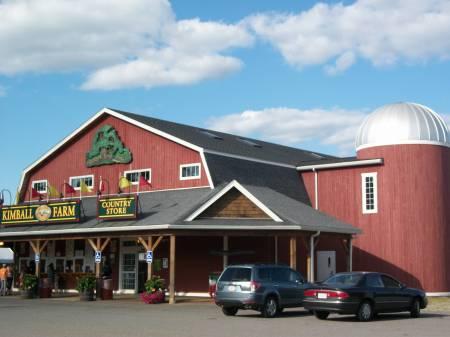 The Great American Roadtrip Forum Kimball Farm