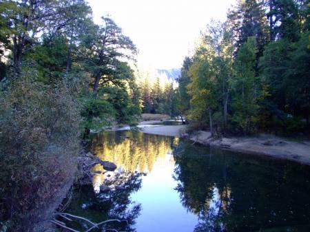 Merced river.