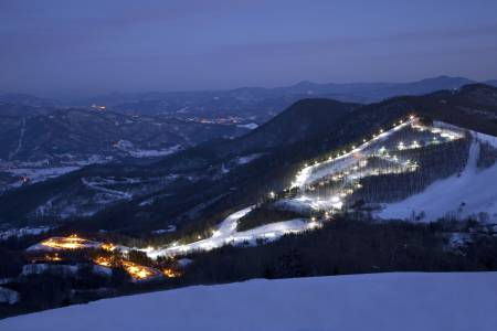 Cataloochee Skiing Area