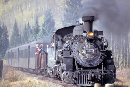 Curmbres and Toltec Scenic Railway