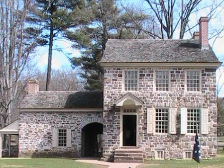 Washington's Quarters, Valley Forge