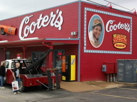 Cooter's Place Nashville