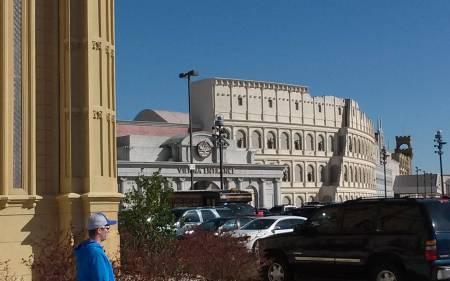 The Great American Roadtrip Forum Winstar World Casino