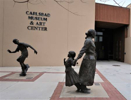 Carlsbad Museum and Art Center