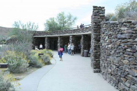 Anza Borrego State Park visitor center