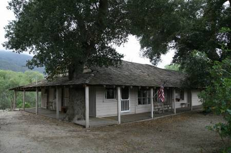 Oak Grove Stage Station