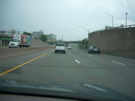 Going Through Nashville