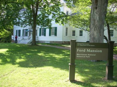 Ford House - Gen. Washington's Quarters
