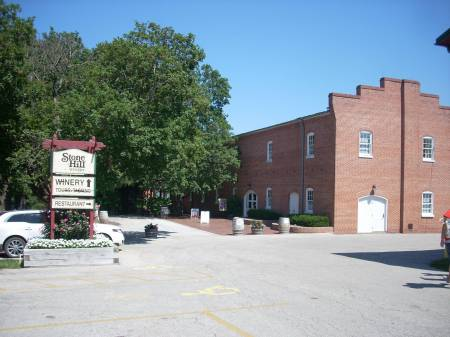 Stone Hill Winery, Hermann, MO