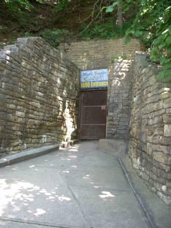 Mark Twain Cave Entrance