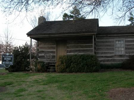 WC Handy Birthplace