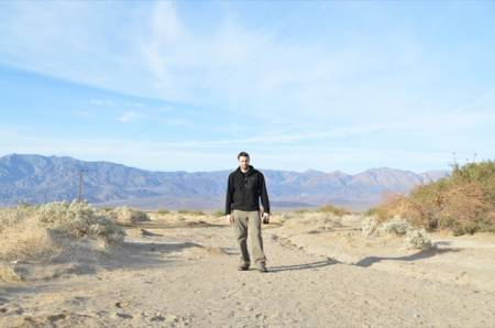 Death Valley Lookout