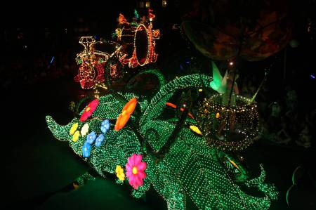 Disney's Magic Kingdom Electric Parade