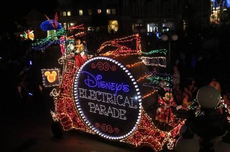 Disney's Magic Kingdom Electrical Parade
