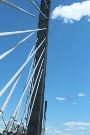 Bridge, Penobscot River, Maine