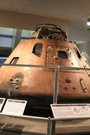 Apollo 15 Capsule, Natl Museum of the Air Force
