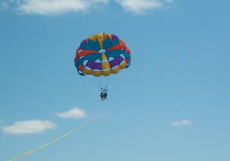 Island Style Parasailing