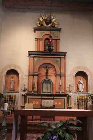 Chapel - Mission San Diego