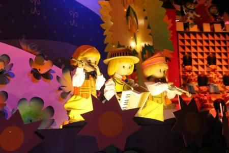 It's a Small World - Disneyland