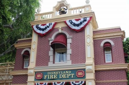 Main Street Fire Station - DL