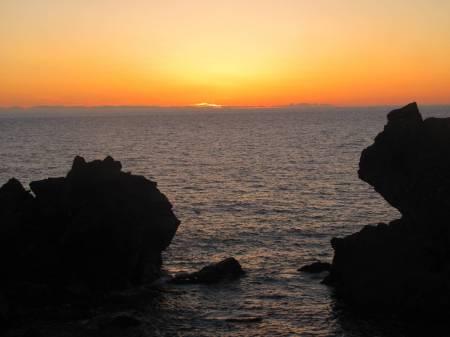 Sunset at Patricks Point